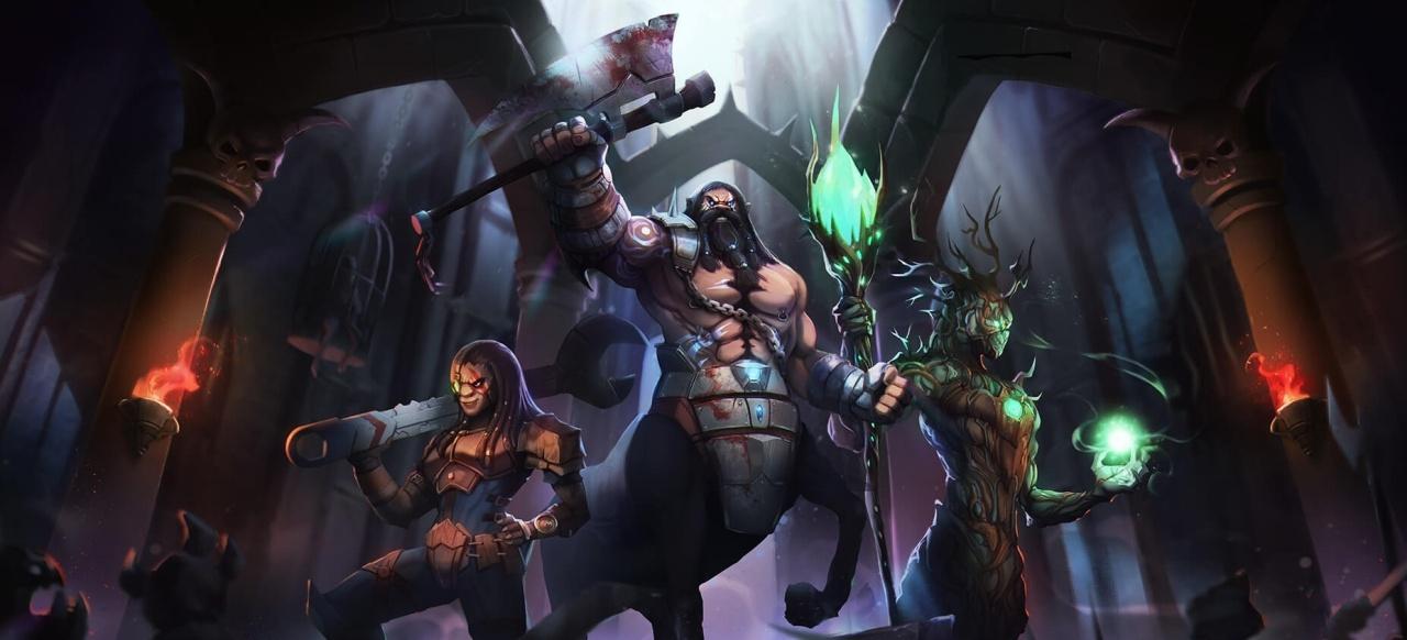 Legend of Keepers (Taktik & Strategie) von Goblinz Studio