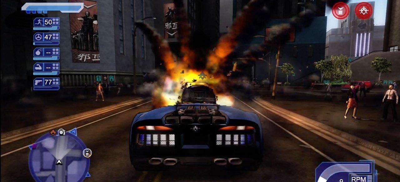 Crackdown  (Action-Adventure) von Microsoft