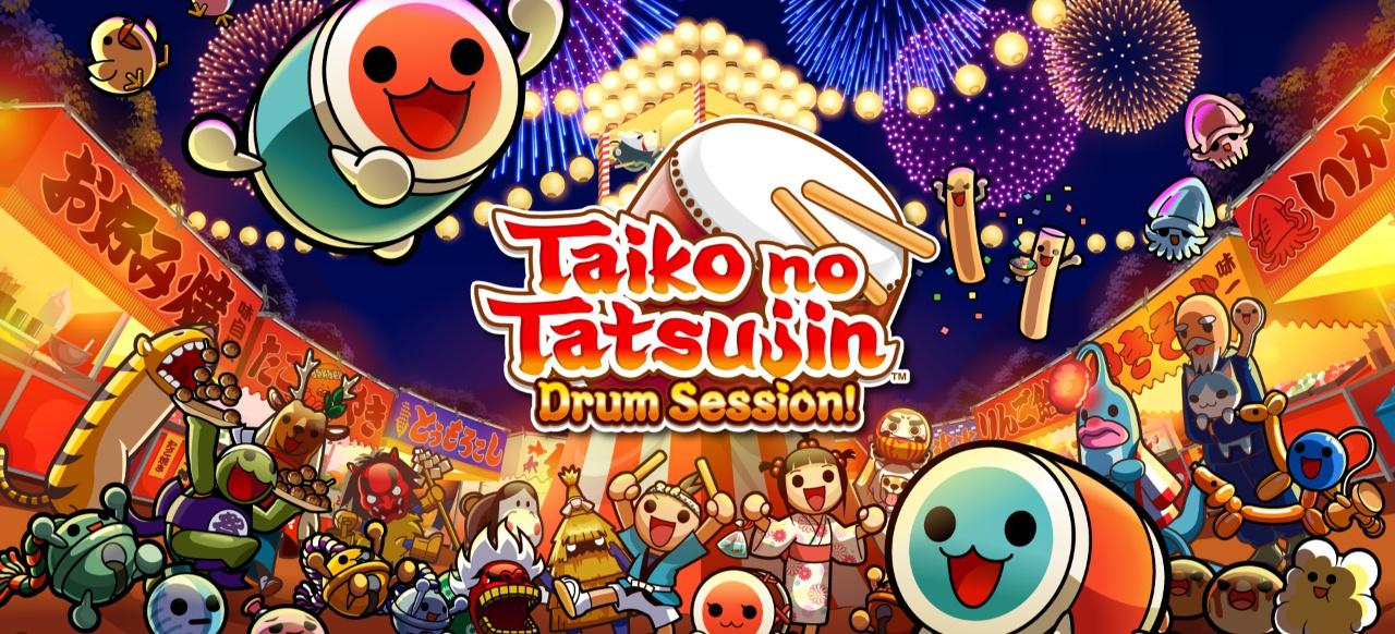 Taiko no Tatsujin: Drum Session! (Geschicklichkeit) von Bandai Namco Entertainment Europe