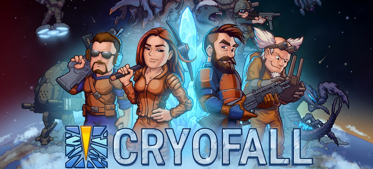 CryoFall (Survival & Crafting) von Daedalic Entertainment