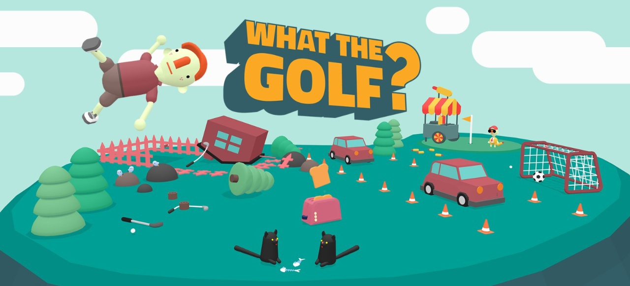 What the Golf? (Sport) von