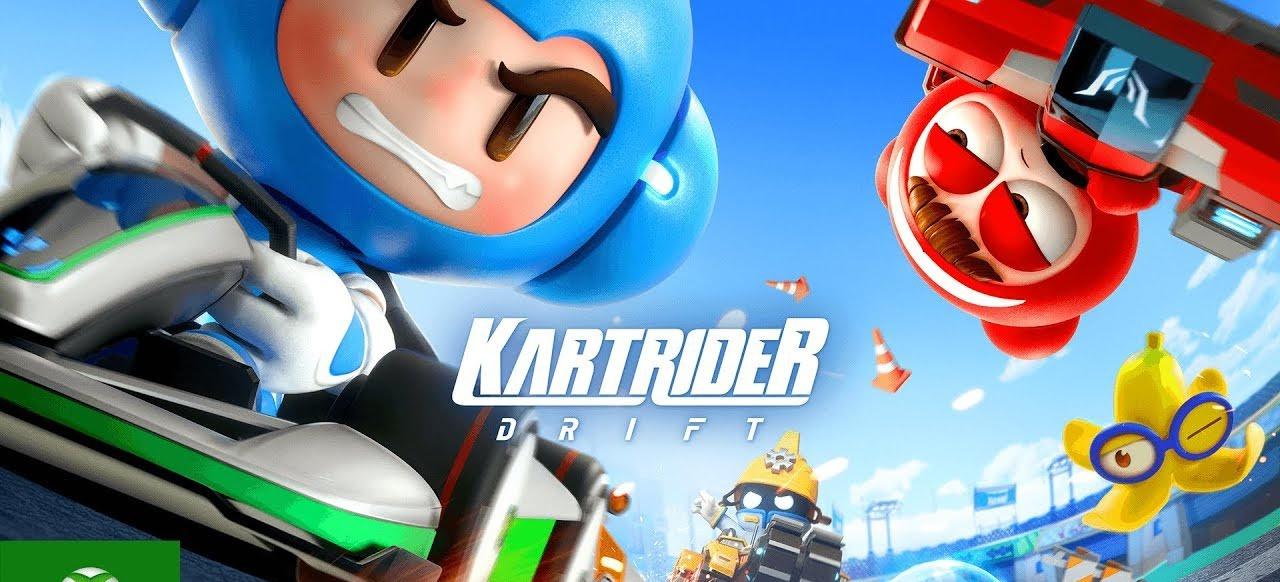 KartRider: Drift (Rennspiel) von Nexon America Inc.