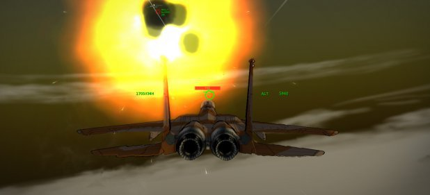 Vector Thrust (Arcade-Action) von Iceberg Interactive