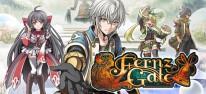 Fernz Gate: Fantasy-Rollenspiel für PS4 erschienen