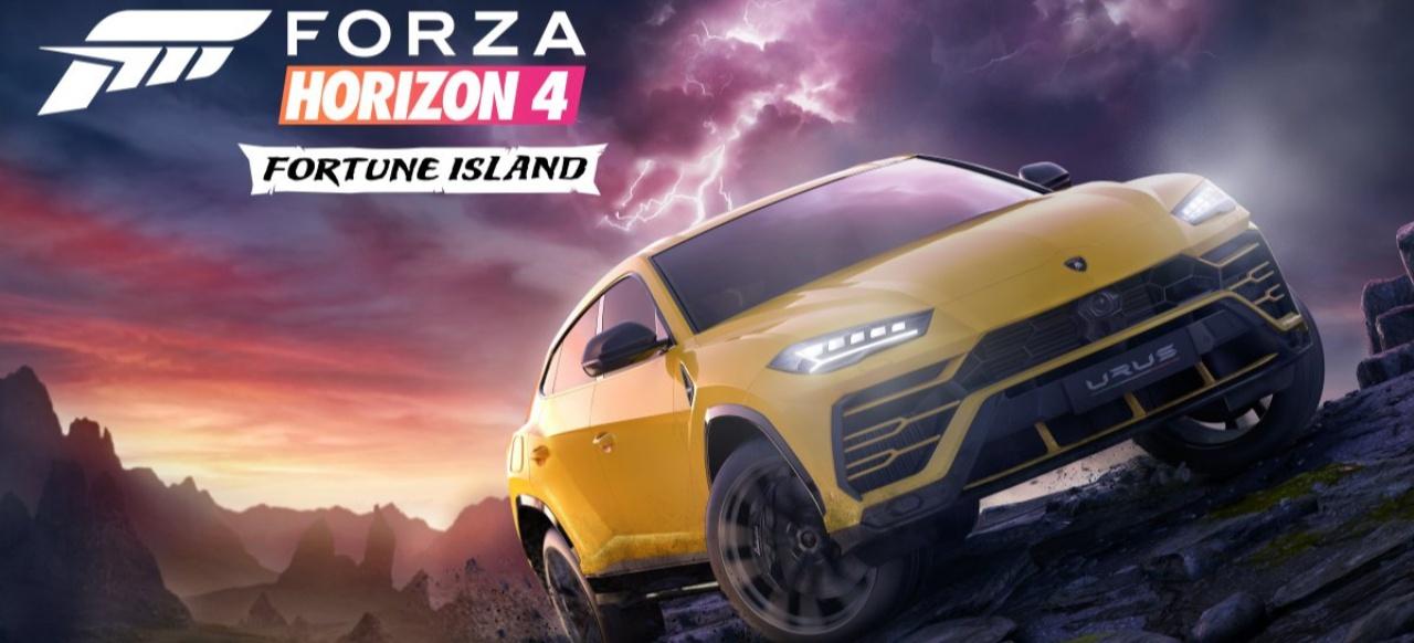 Forza Horizon 4: Fortune Island (Rennspiel) von Microsoft