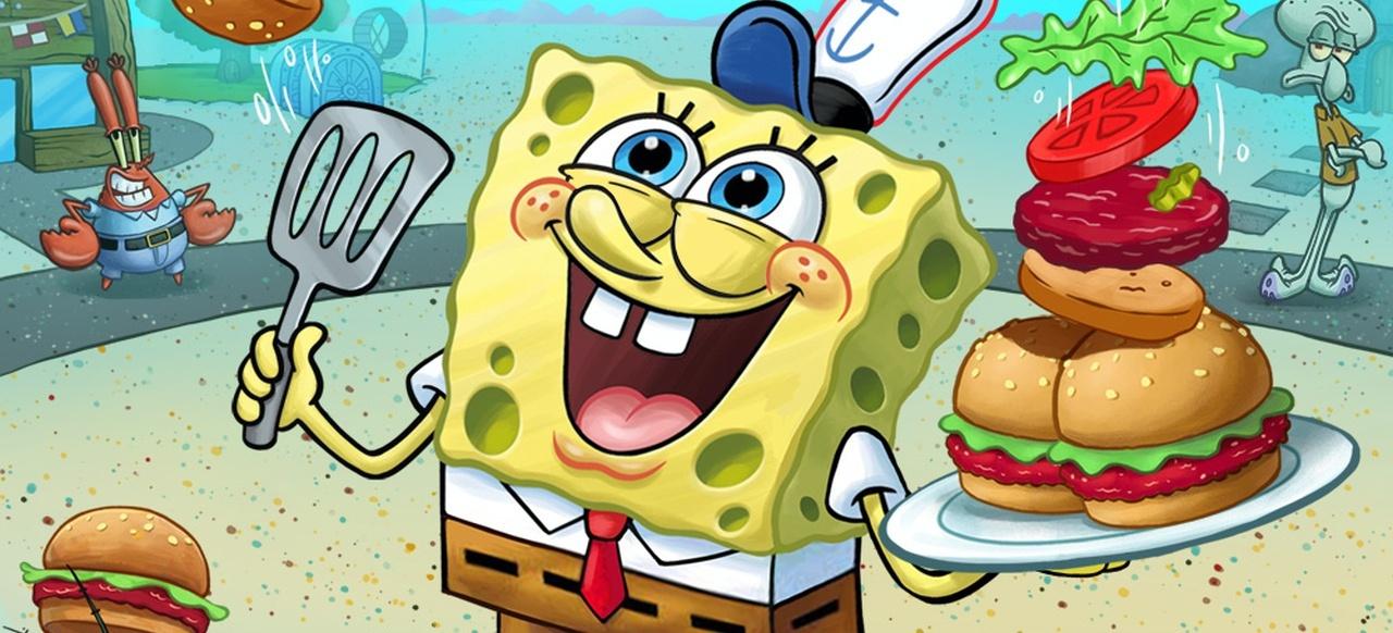 SpongeBob: Krosses Kochduell (Simulation) von Tilting Point