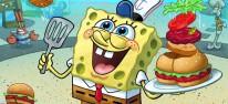 SpongeBob: Krosses Kochduell: Startschuss für das kulinarische Zeichentrick-Abenteuer auf Switch