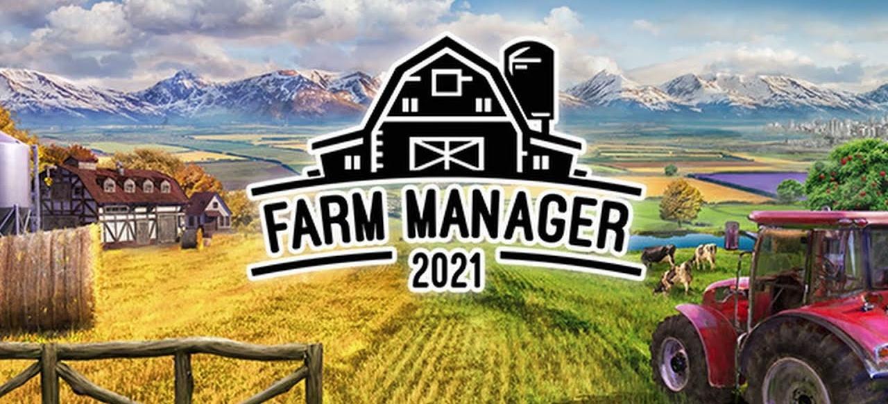 Farm Manager 2021 (Simulation) von PlayWay / Sim Farm