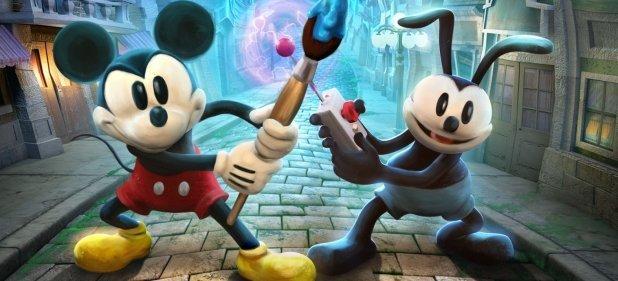 Micky Epic: Die Macht der 2 (Action-Adventure) von Disney Interactive