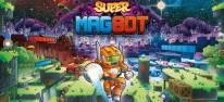 Super Magbot: Magnetischer Plattformer für PC und Switch veröffentlicht