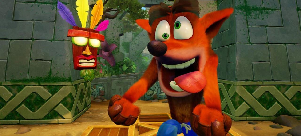 Crash Bandicoot N. Sane Trilogy (Plattformer) von Activision