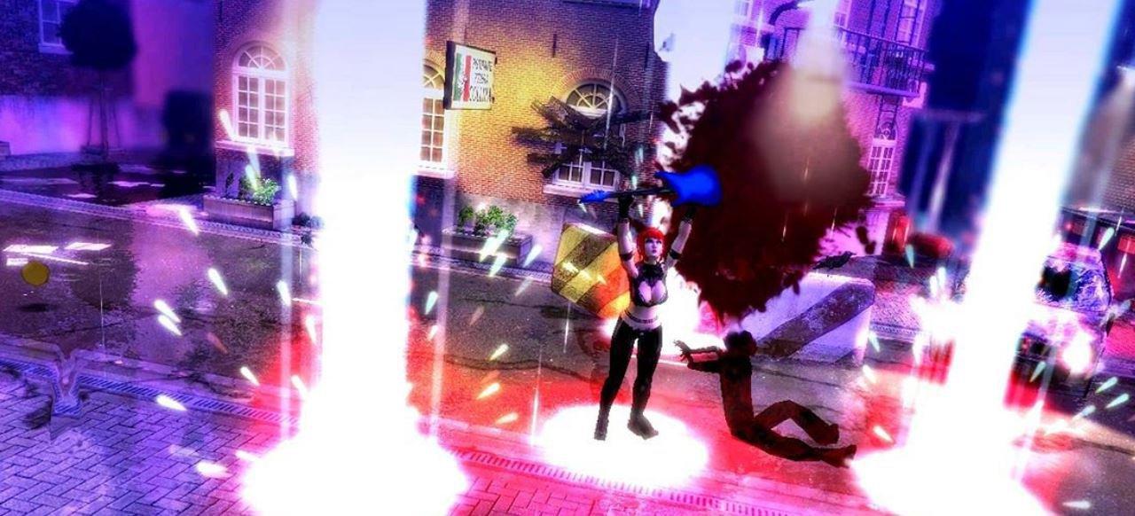 Rock Zombie (Arcade-Action) von EnjoyUp Games