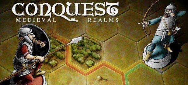 Conquest! Medieval Realms (Taktik & Strategie) von Slitherine