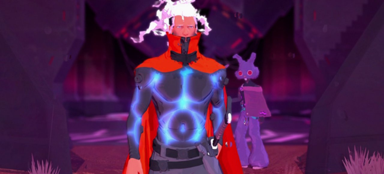 Furi (Action) von The Game Bakers