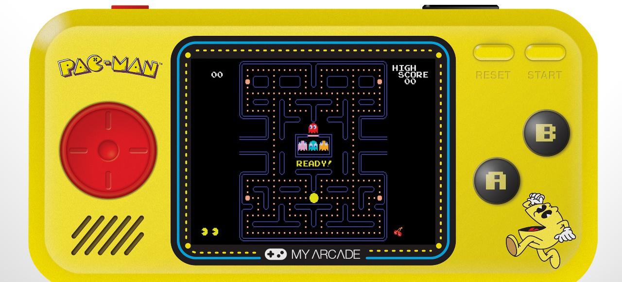 Pac-Man Pocket Player (Hardware) von Bandai Namco