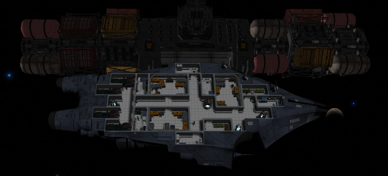 Galactic Crew (Taktik & Strategie) von Benjamin Rommel Games