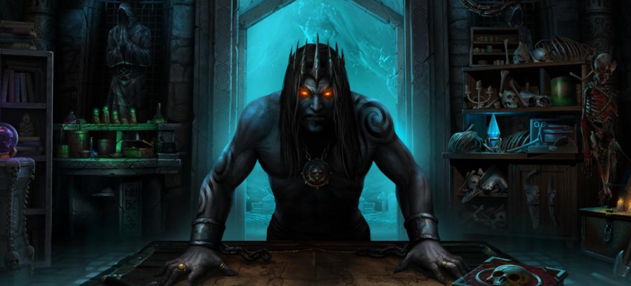 Iratus: Lord of the Dead (Taktik & Strategie) von Daedalic Entertainment