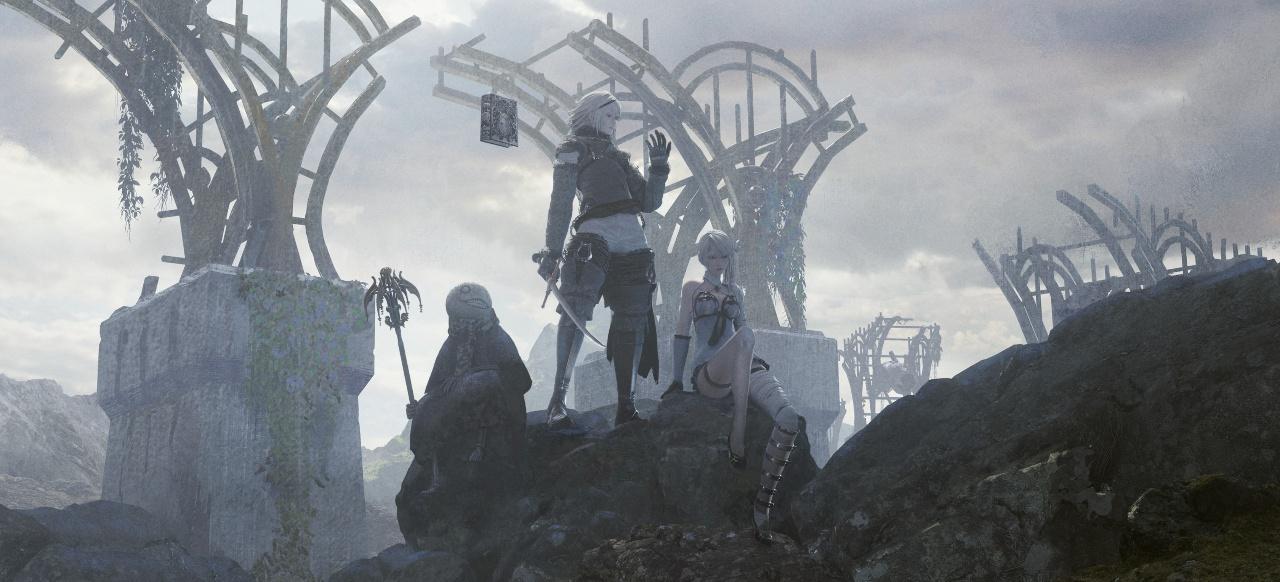 NieR Replicant ver.1.22474487139... (Rollenspiel) von Square Enix