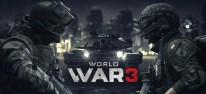 """World War 3: Update 0.4: Server-Browser, TDM-Karte """"Moscow Senate"""" und bessere Animationen"""
