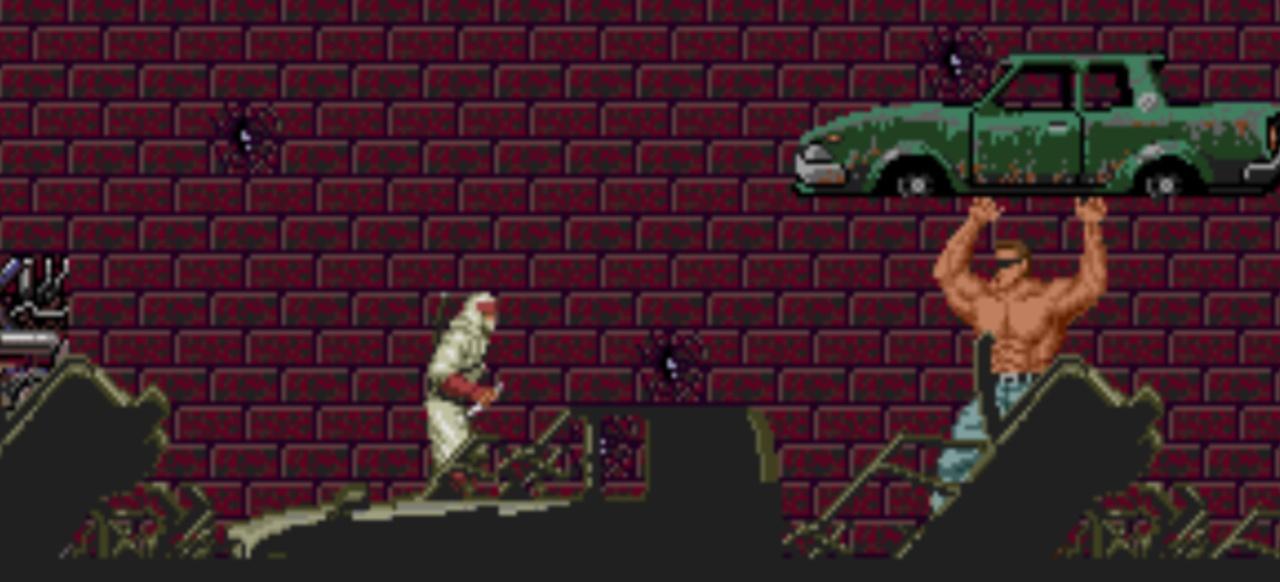 The Revenge of Shinobi (Action) von Sega
