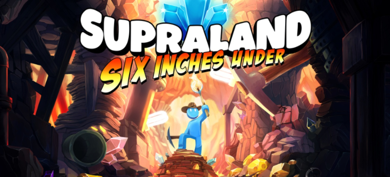 Supraland Six Inches Under (Action-Adventure) von Supra Games