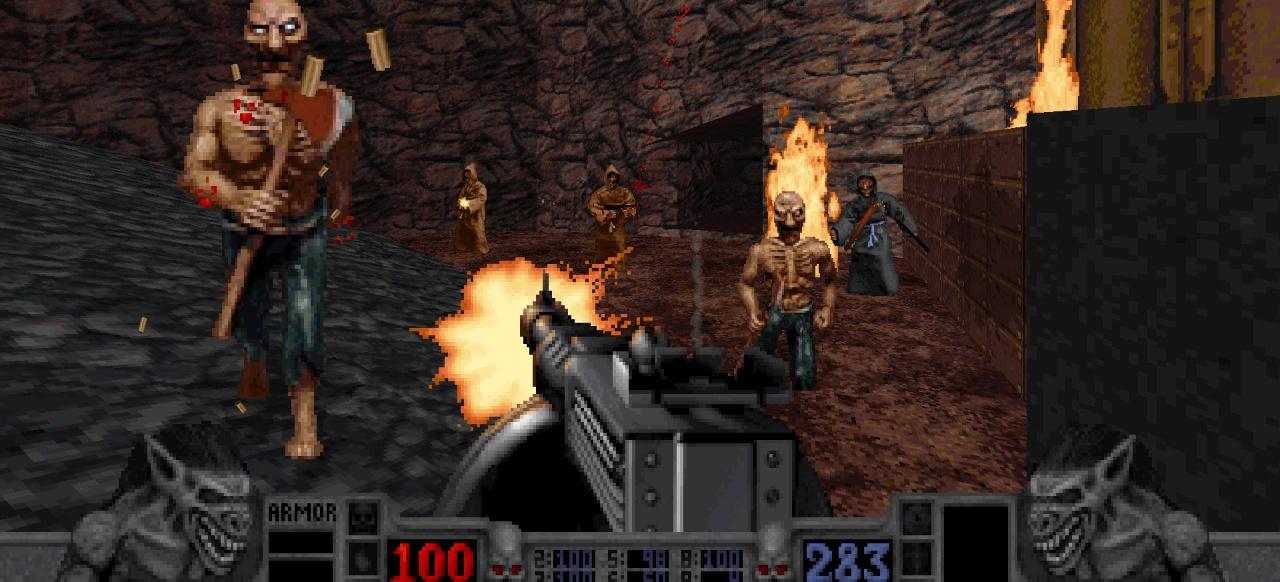 Blood: Fresh Supply (Shooter) von Atari