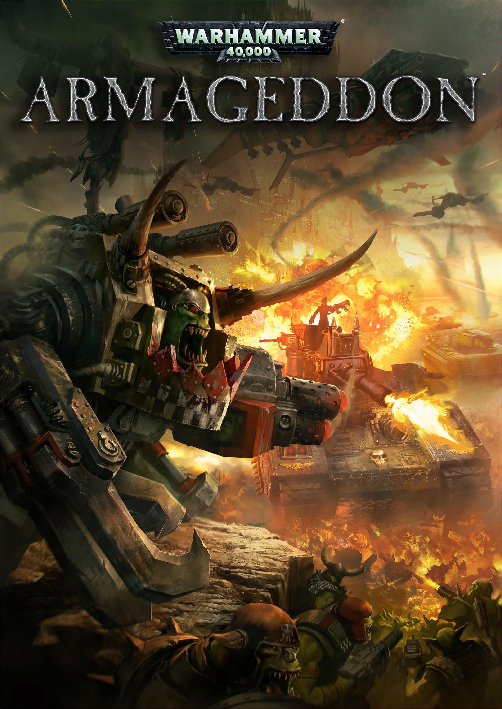 Alle Infos zu Warhammer 40.000: Armageddon (iPad,iPhone,PC)