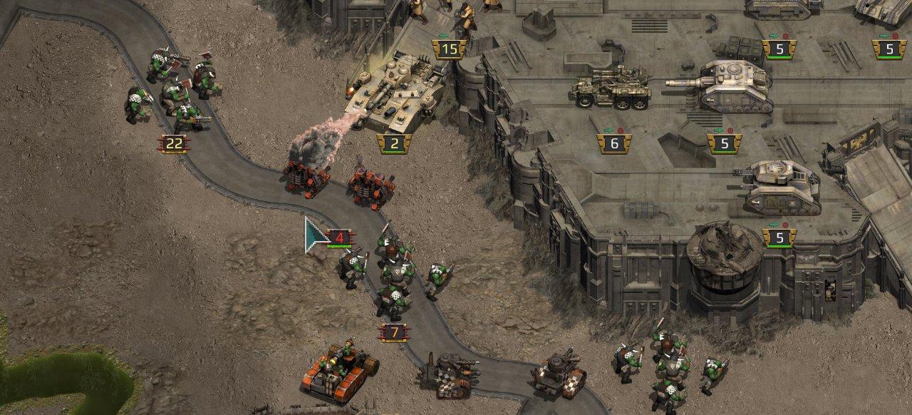 Warhammer 40.000: Armageddon (Taktik & Strategie) von Slitherine