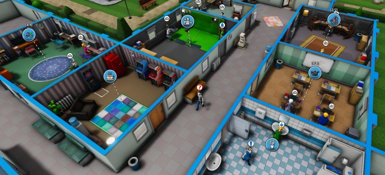 Mad Games Tycoon 2 (Simulation) von Eggcode