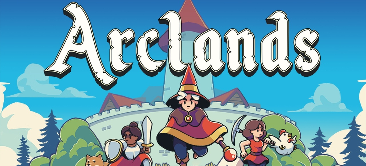 Arclands (Simulation) von Jon Keller