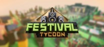 Festival Tycoon: Festival-Aufbausimulation ab Ende September im Early Access