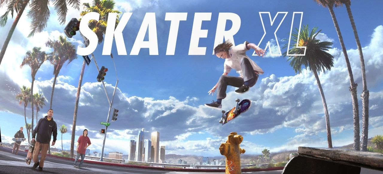 Skater XL (Sport) von Easy Day Studios