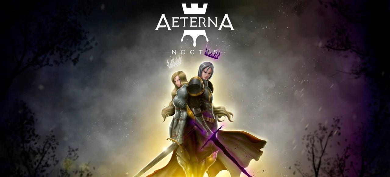 Aeterna Noctis (Plattformer) von Aeternum Game Studios / Sony