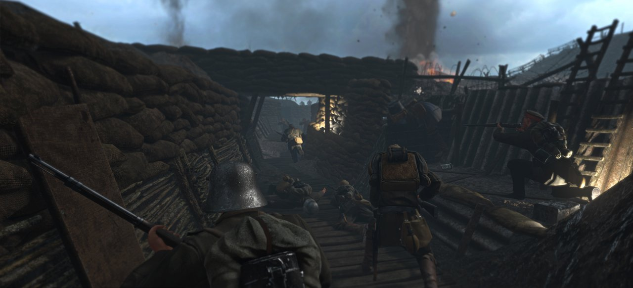 Verdun (Shooter) von BlackMill Games / M2H Game Studio