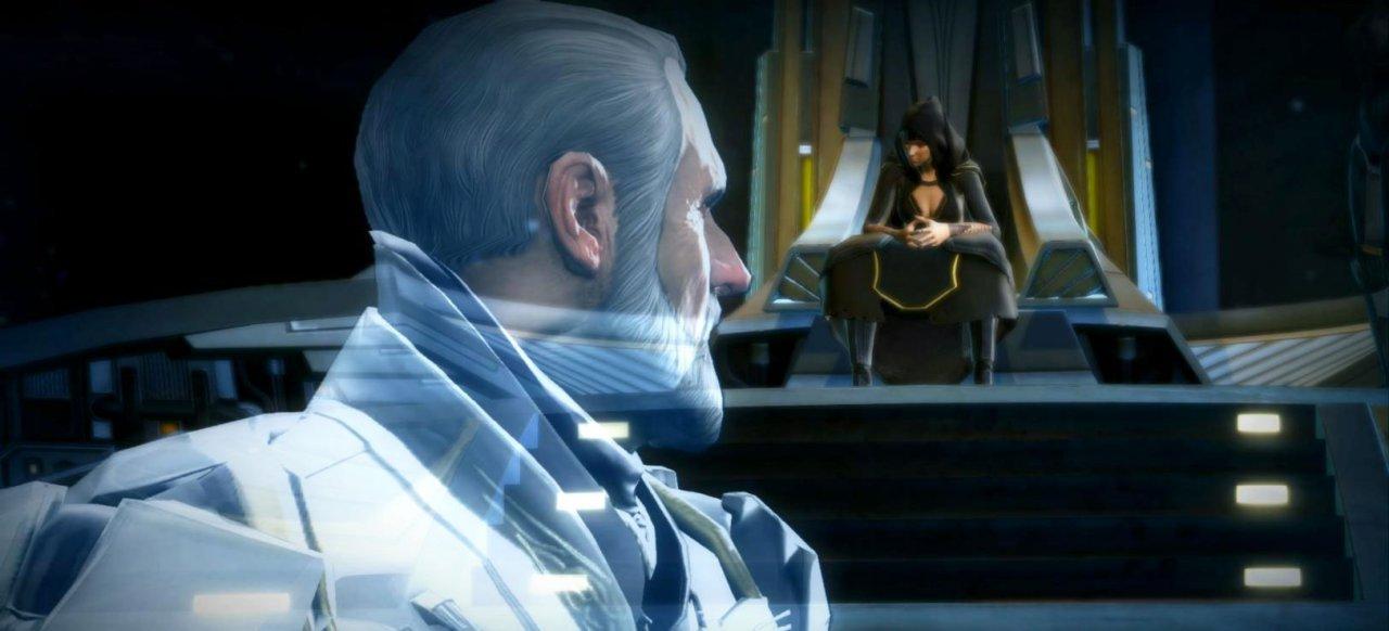 Star Wars: The Old Republic - Knights of the Eternal Throne (Rollenspiel) von EA, Lucasfilm