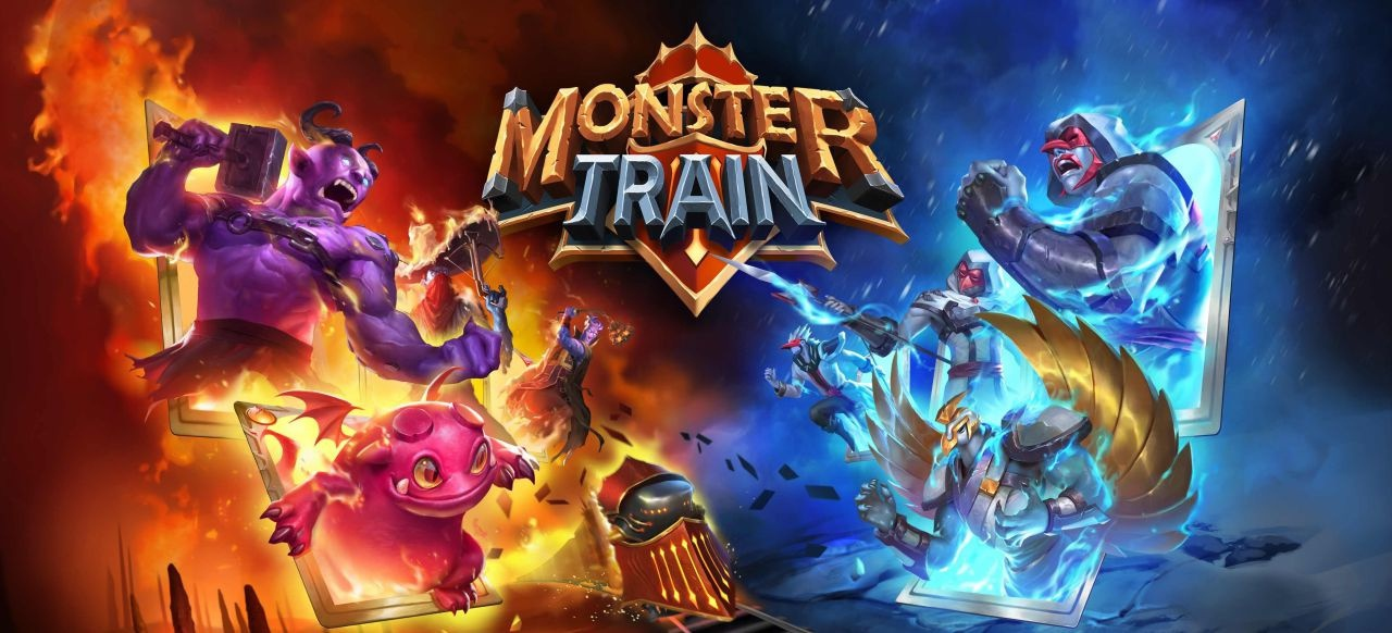 Monster Train (Taktik & Strategie) von Good Shepherd Entertainment