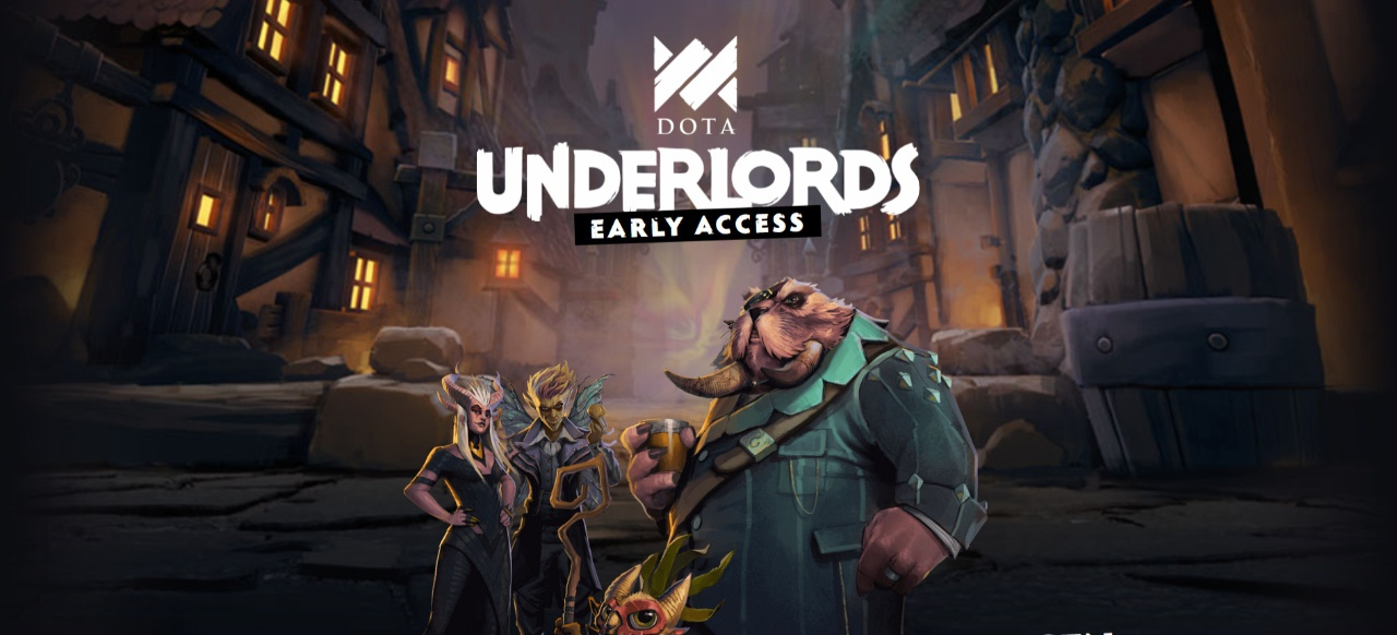 Dota Underlords (Taktik & Strategie) von Valve