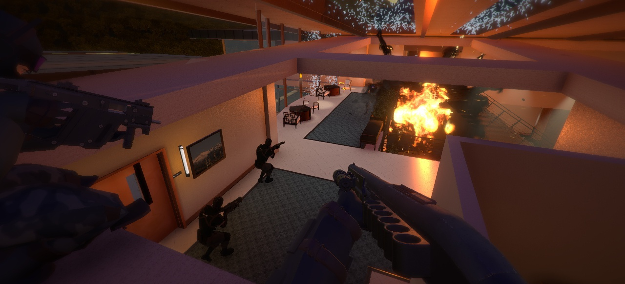 Intruder (Action) von Superboss Games