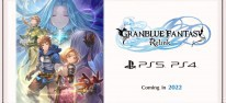 Granblue Fantasy: Relink: Spielszenen aus dem Action-Rollenspiel von Cygames und Platinum Games