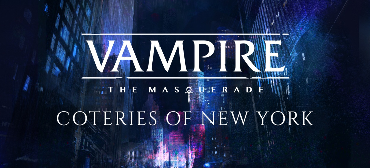 Vampire: The Masquerade - Coteries of New York (Adventure) von Draw Distance