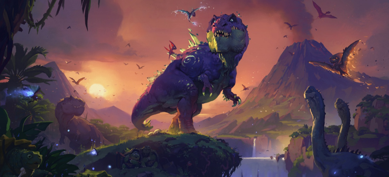Hearthstone: Reise nach Un'Goro (Taktik & Strategie) von Activision Blizzard