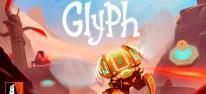 Glyph: Kybernetischer Kugelkäfer kullert auf die Switch