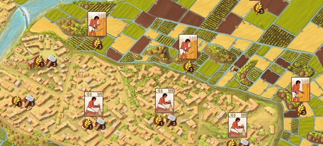 Pre-Civilization Egypt (Taktik & Strategie) von Clarus Victoria