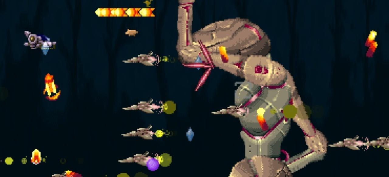 Dezatopia (Arcade-Action) von Hanaji