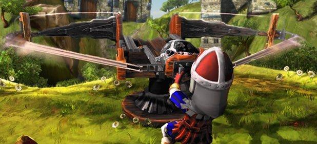 Wreckateer (Arcade-Action) von Microsoft