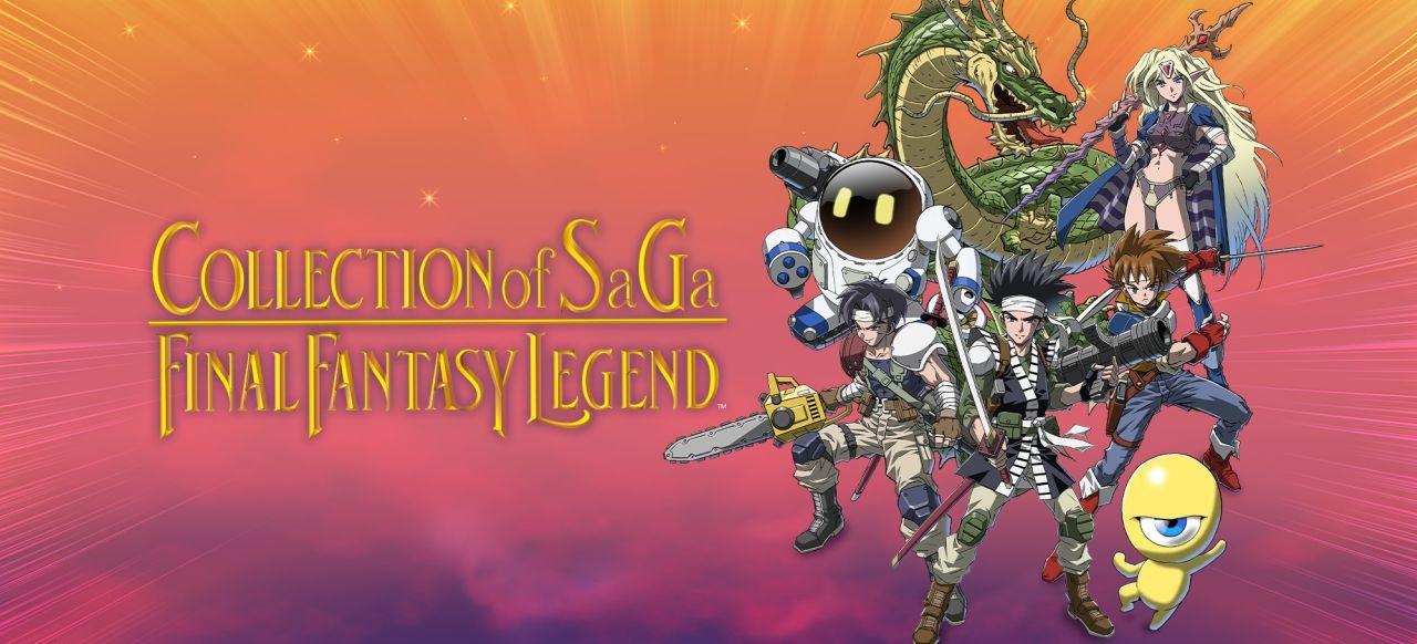 Collection of SaGa: Final Fantasy Legend (Rollenspiel) von Square Enix
