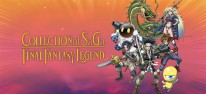 Collection of SaGa: Final Fantasy Legend: Retro-Sammlung im Trailer von der Tokyo Game Show