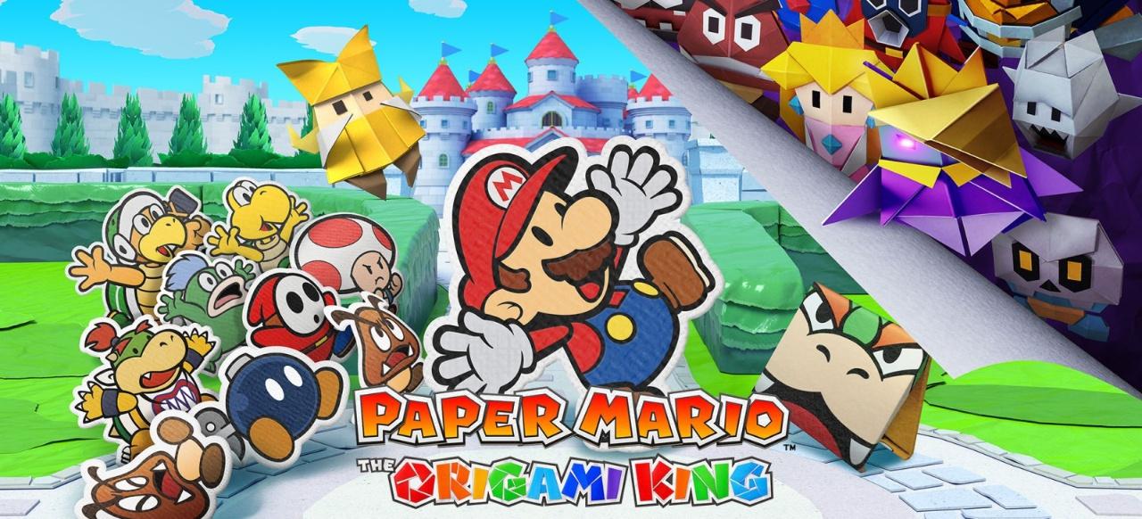 Paper Mario: The Origami King (Rollenspiel) von Nintendo