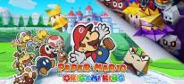 Paper Mario: The Origami King: Mario kämpft gegen den Origami-König und seine Faltschergen