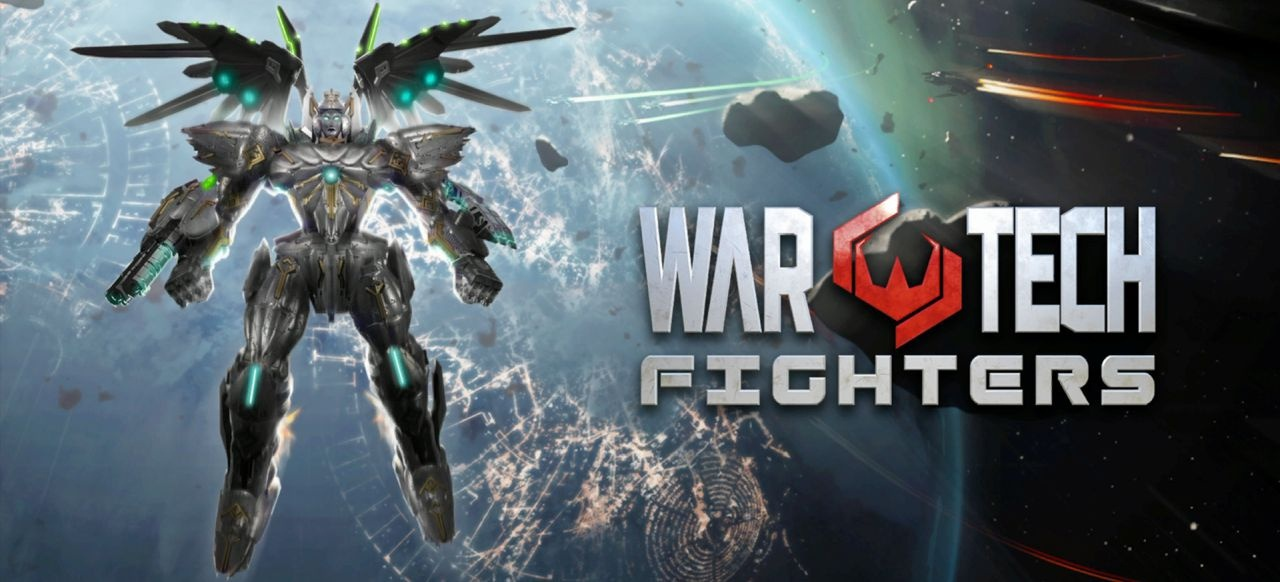 War Tech Fighters (Action) von Blowfish Studios